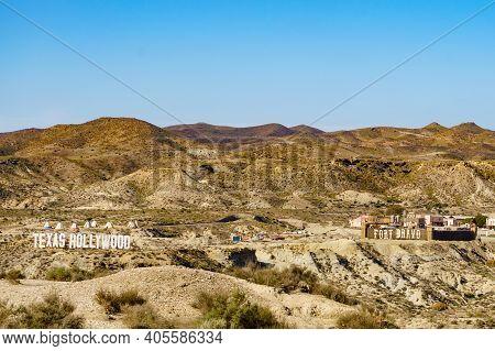 Texas Hollywood, 9 January 2020, Spain