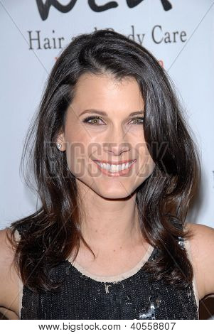 LOS ANGELES - DEC 12:  Dana Workman arrives to the NOH8 4th Anniversary Party at Avalon on December 12, 2012 in Los Angeles, CA