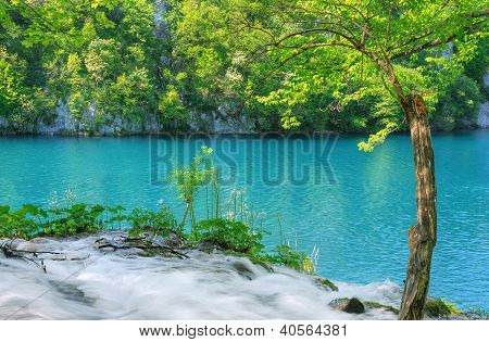 Plitvice Lakes National Park Croatia - landscape