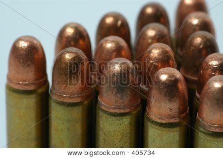 Bullets On End