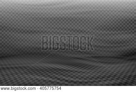 Blowing Wind Or Strong Airflow, Gentle Breeze, Windy Weather, Air Movement Abstract Depiction As Sem