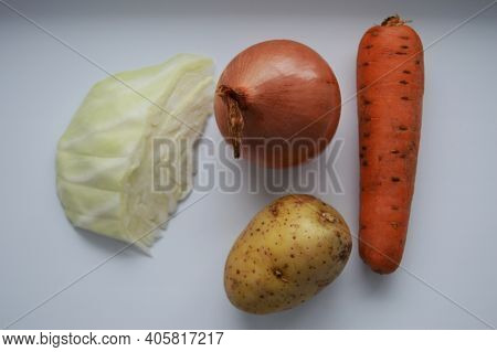 Vegetables Are An Extensive Group Of Products Of Plant Origin. It Is Not Only A Natural Supplier Of