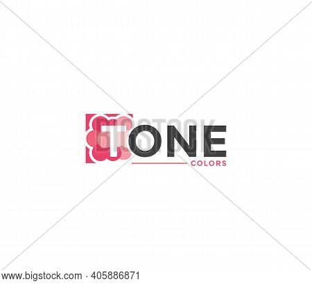 Tone Colors Company Business Modern Name Concept