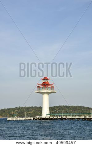 Lighthouse Day Chinese New Style