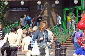 Women Shopping In Liverpool