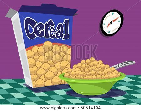 Bowl of cereal
