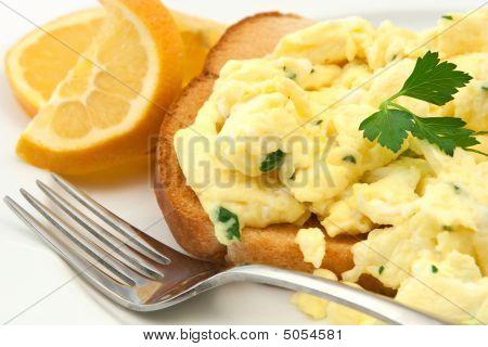 Scrambled Egg Breakfast