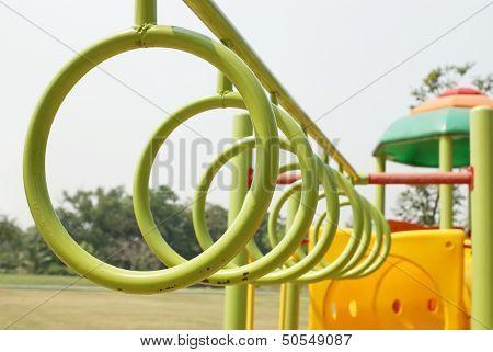 Hung hoops