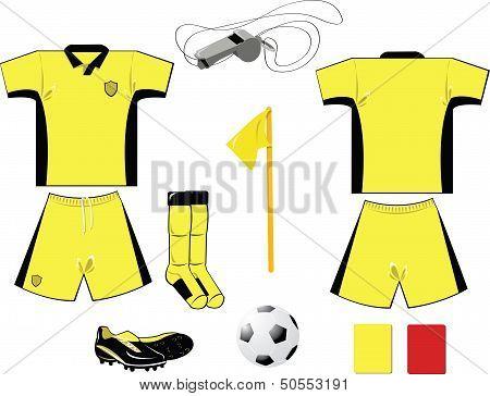 Yellow Arbiter Equipment