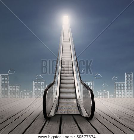 Career escalator