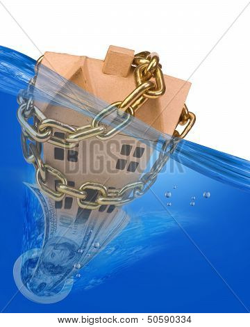 Home Underwater.