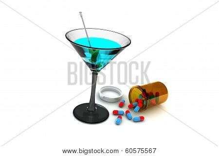 Alcohol And Medication