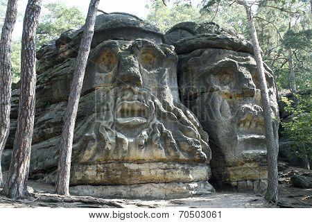 Devil's Heads