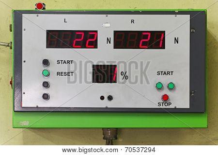 Mot Test Equipment