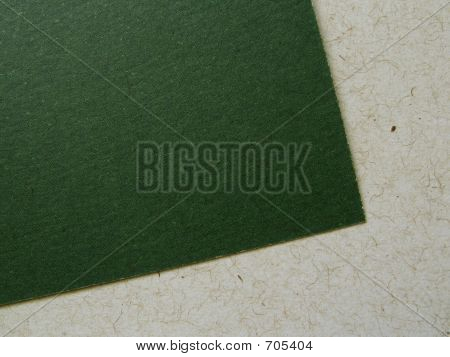 Recycled Paper Card And Sheet