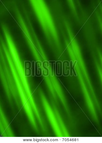 Abstract Background With Green Oblique Lines