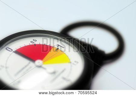 Altimeter - Needle on Zero