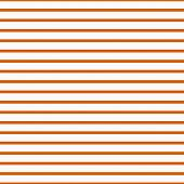 Thin Bright Orange and White Horizontal Striped Textured Fabric Background that is seamless and repeats poster