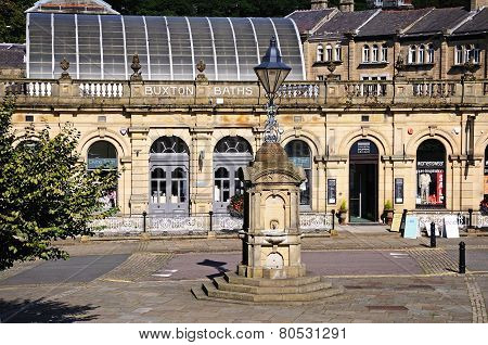 Thermal Baths, Buxton.