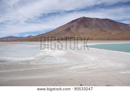 Licancabur Volcano in Atacama desert, Bolivia