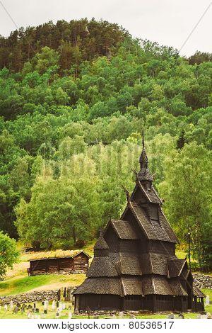 Borgund Stave Stavkirke Church, Norwegian Heritage