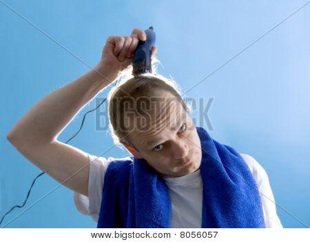 Self-service Barber