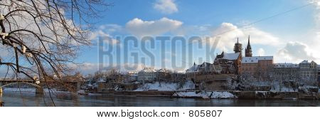Basel Skyline