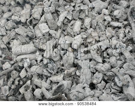 Ash From Burned Brushwood