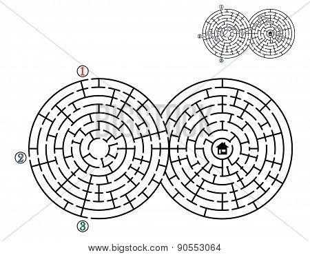 Vector Labyrinth