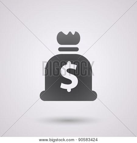 Dollar Bag Background