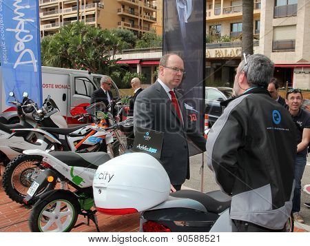 Government of Monaco, the Prince Albert II Foundation of Monaco, and the Monaco Electricy and Gas Co