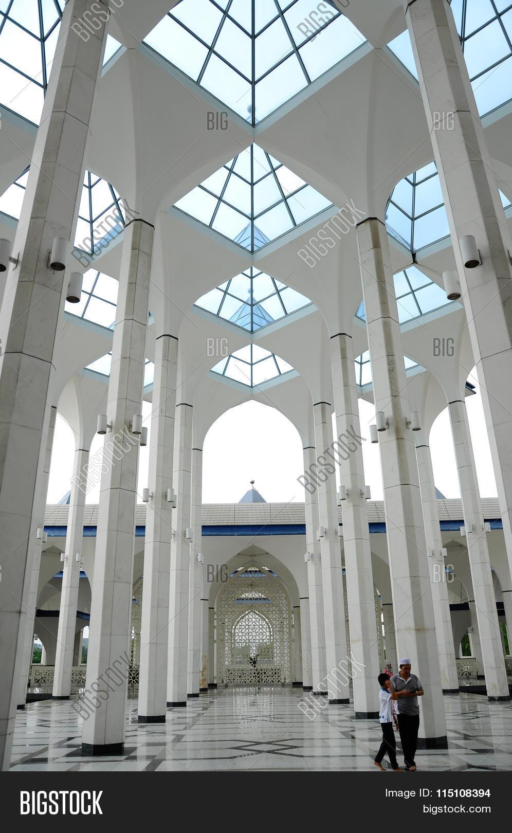 Interior Sultan Image Photo Free Trial Bigstock