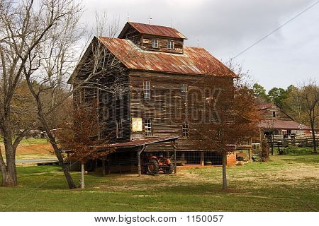 Bost Mill House