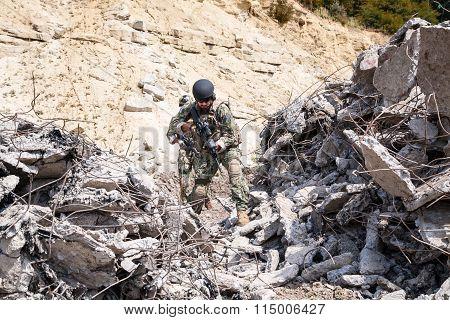 Navy SEAL Team