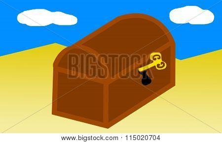 Treasure's chest