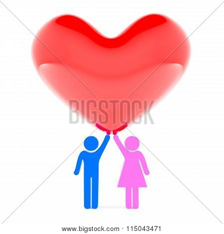 Family love concept