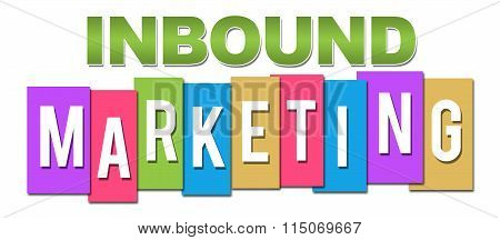 Inbound Marketing Professional Colorful