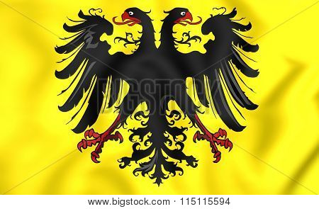 Banner Of Holy Roman Emperor (after 1400)