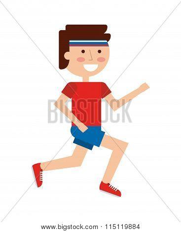 athlete avatar design