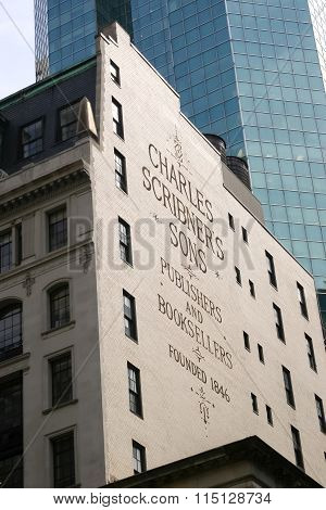 Charles Scribners Sons Building