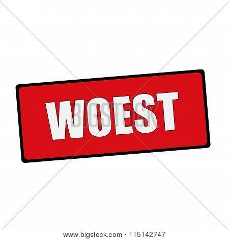 Worst Wording On Rectangular Signs
