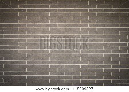 Closeup Of The Old And Weathered Brick Wall Pattern