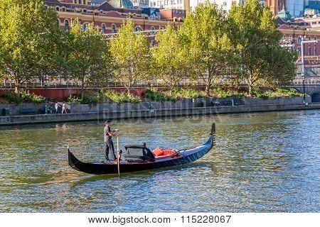 Melbourne gondola ride