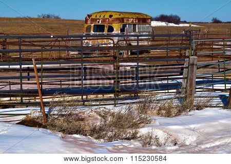 Rustic Great Plains