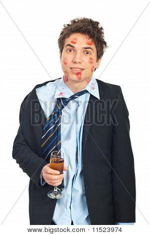 Drunk Lover Man