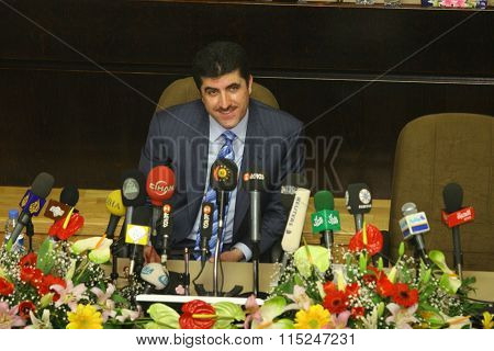 Prime Minister of Kurdistan Region