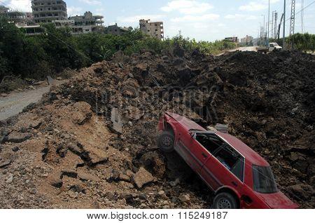 War in Lebanon