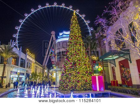 The Linq Winter Parq