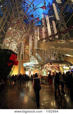 Festive Shopping Mall