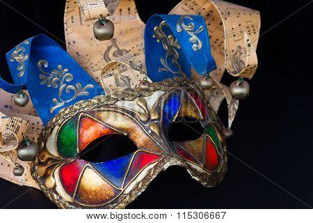 Mardi gras masques